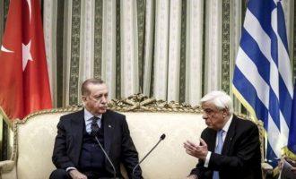 Γερμανικός Τύπος για επίσκεψη Ερντογάν: Στην αρχή προκάλεσε και μετά τα μάζεψε