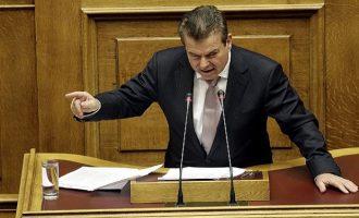Οργισμένη απάντηση Πετρόπουλου: Πλήρης σύνταξη στις οικογένειες των πεσόντων και όχι 400 ευρώ