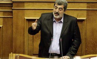 Παύλος Πολάκης για εθνικές εκλογές 2019: «Αλέξη ρίχτο»