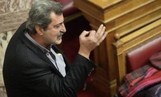 Ο Πολάκης κατακεραυνώνει τη ΝΔ για τα «άριστα»-«αργόμισθα» στελέχη της