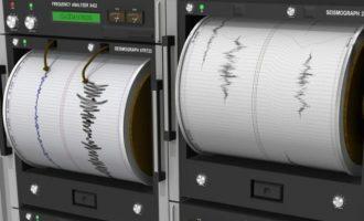 Σεισμός 3,7 Ρίχτερ στην Ηλεία – Έγινε αισθητός σε Αρκαδία και Αχαΐα