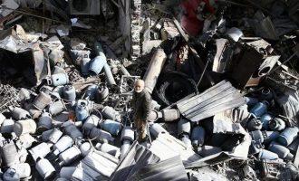Συρία: 500 γυναίκες και άρρωστα παιδιά από τη βομβαρδισμένη Γούτα περιμένουν τη σωτηρία…