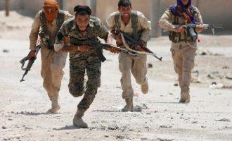 Η Ρωσία ανακοίνωσε ότι η Συρία απελευθερώθηκε πλήρως από το Ισλαμικό Κράτος