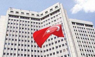 Προκαλεί το τουρκικό ΥΠΕΞ: Αναγνωρίζουμε μόνο έξι μίλια ελληνικού εναέριου χώρου