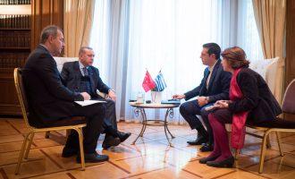 Αυτά συμφώνησαν Τσίπρας-Ερντογάν – Τι λένε κυβερνητικές πηγές για την ιστορική συνάντηση