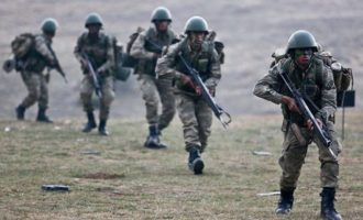 SDF: 40 Τούρκοι στρατιώτες σκοτώθηκαν τη Δευτέρα στην Εφρίν