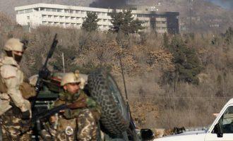 Διαψεύδει το ΥΠΕΞ για Έλληνα μεταξύ των θυμάτων στην Καμπούλ