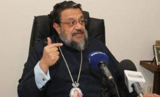 """Μητροπολίτης Μεσσηνίας: Η Εκκλησία δεν πρέπει να σταθεί ως """"θεραπαινίδα"""" δίπλα σε """"άθεσμους"""" οργανωτές συλλαλητηρίων"""