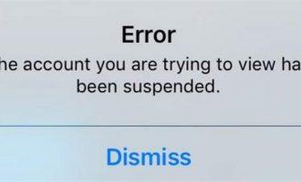 Μπλόκο στον λογαριασμό της Χρυσής Αυγής έβαλε το Twitter