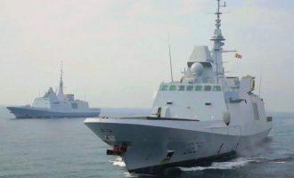Η Ελλάδα αγοράζει υπερσύγχρονες φρεγάτες FREMM και ταχύπλοα Mark-V για κυριαρχία στην αν. Μεσόγειο