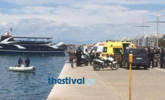 Σοκ στη Θεσσαλονίκη: Εντοπίστηκε νεκρός άνδρας στη θάλασσα μπροστά στην παραλιακή