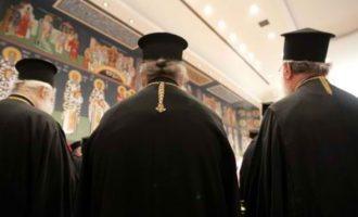 Οι ιερείς αποφάσισαν συμμετοχή στο συλλαλητήριο στην Αθήνα για τη Μακεδονία