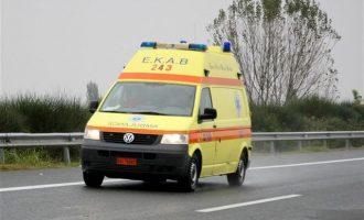 49χρονος επιχειρηματίας σκοτώθηκε σε τροχαίο με αγριογούρουνο