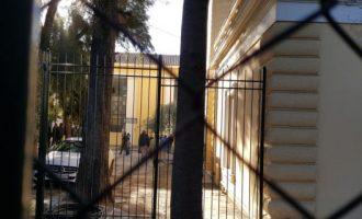 Παρέμβαση του Ρουβίκωνα στα δικαστήρια της Ευελπίδων