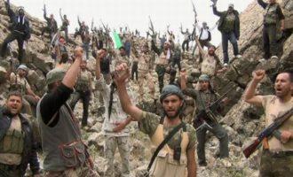 7.000 πρώην «αντάρτες» κατατάχθηκαν στον συριακό στρατό