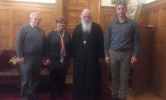 Ιερώνυμος: Η Εκκλησία θα συμμετάσχει στο συλλαλητήριο στην Αθήνα για το Σκοπιανό