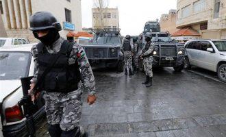 Η Ιορδανία απέτρεψε μπαράζ ταυτόχρονων επιθέσεων του Ισλαμικού Κράτους