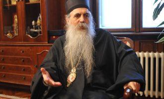 Ο Σέρβος μητροπολίτης Ειρηναίος ανησυχεί για σχίσμα στην Ορθοδοξία – Γεωθρησκευτική σύγκρουση εξαιτίας της Μόσχας