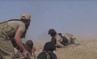 Το Ισλαμικό Κράτος πέρασε στην αντεπίθεση στη νοτιοανατολική Συρία – Έχει στόχο δύο πόλεις