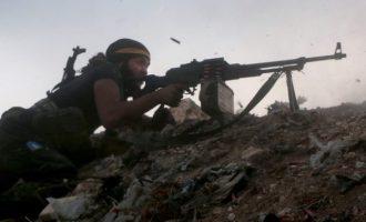 Το Ισλαμικό Κράτος επιτέθηκε σε μπλόκο του ιρακινού στρατού στην Άνμπαρ – Νεκροί και τραυματίες