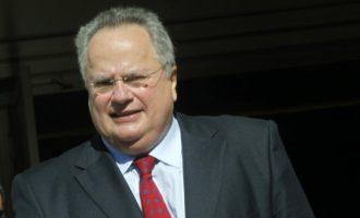 Ο Κοτζιάς πάει Σόφια για τη συνάντηση «Gymnich» των υπουργών Εξωτερικών της ΕΕ