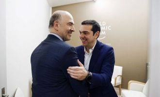 Μοσκοβισί: Τέλος στα μνημόνια για την Ελλάδα – Ξανά μια κανονική ευρωπαϊκή χώρα