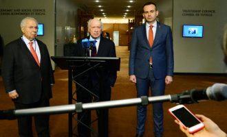 Αδιάλλακτοι οι Σκοπιανοί αποκάλεσαν «αναξιοπρεπείς» τις προτάσεις του ΟΗΕ