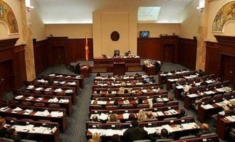 Σκόπια: Συνεχίζεται την Τρίτη η συζήτηση στη Βουλή για τη Συνταγματική Αναθεώρηση