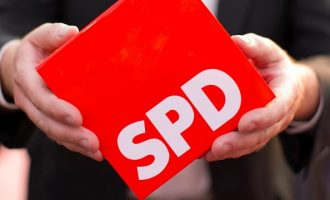 Aντάρτικο της νεολαίας του SPD στον σχηματισμό κυβέρνησης συνεργασίας
