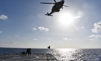 Μήνυμα στην Άγκυρα: Κοινή άσκηση Έρευνας και Διάσωσης από Κύπρο και Ελλάδα (φωτο)