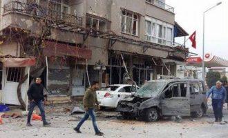 Οι Κούρδοι από την Εφρίν βομβάρδισαν τουρκική πόλη στην Αντιόχεια