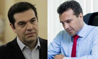 Συνομιλία Τσίπρα-Ζάεφ: Οι προοδευτικές δυνάμεις στις δύο χώρες έδωσαν το παράδειγμα για την Ευρώπη
