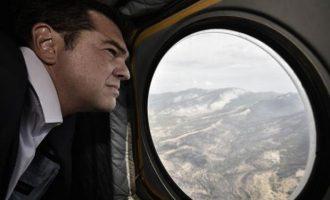 Τσίπρας και ΑΓΕΕΘΑ αγνόησαν τουρκική πρόκληση – Ελληνικά F-16 έδιωξαν τουρκικά