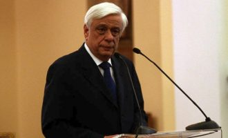 Παυλόπουλος: Η αυθαιρεσία της Τουρκίας δεν θα περάσει – Θα υπερασπιστούμε τα δίκαια μας