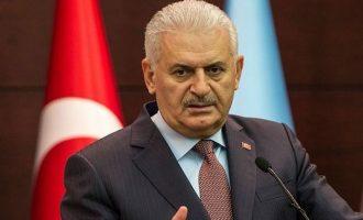 Ο Γιλντιρίμ μίλησε για τουρκική κυριαρχία στο Αιγαίο και (μας) υπενθύμισε την καταστροφή της Σμύρνης