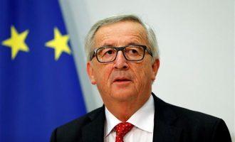 Γιουνκέρ: H βοήθεια προς την Ελλάδα δεν κόστισε σε κανέναν ούτε ένα ευρώ