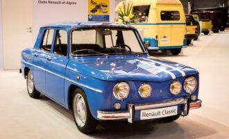 Η Renault γιορτάζει 120 χρόνια ιστορίας στην Retromobile 2018