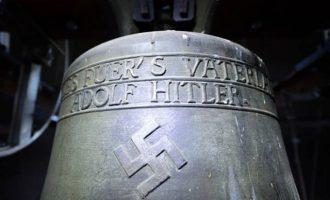 Απίστευτο: Γερμανικό χωριό δεν θέλει να αποχωριστεί καμπάνα αφιερωμένη στον Χίτλερ