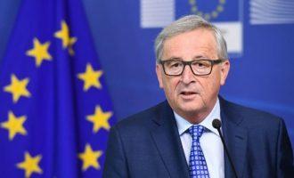 Γιούνκερ: Διατέθηκαν στην Ελλάδα 343 εκατ. ευρώ για τη στήριξη 110.778 νέων
