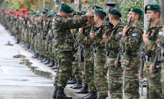 """""""Λουκέτο"""" στα κέντρα εκπαίδευσης οπλιτών – Που θα παρουσιάζονται οι νοεσύλλεκτοι"""
