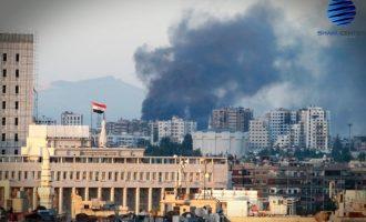 Η Ρωσία κατήγγειλε στο Σ.Α. του ΟΗΕ ότι η Αλ Κάιντα επιτέθηκε με αέριο χλώριο σε αμάχους στην Αν. Γούτα