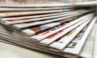 Ξανά στα περίπτερα ιστορική εφημερίδα – Όλα τα ονόματα επιχειρηματιών που συμμετέχουν