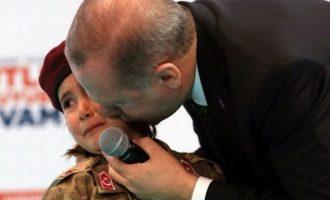 Απίστευτο: Ο Ερντογάν παίρνει δική του εκπομπή στην τηλεόραση…
