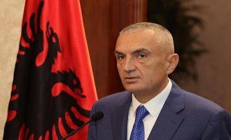 Ιλίρ Μέτα: Η Αλβανία είναι δίπλα σε Ελλάδα και Τουρκία
