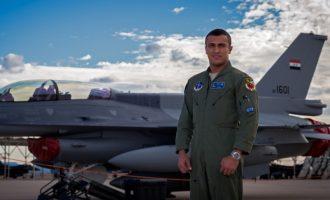Το Ιράκ φτιάχνει στόλο από F-16 – Έχει παραλάβει 21 και αναμένει ακόμα 15