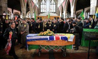 Φερέφωνα των Τούρκων στη Θράκη κατηγορούν την Ελλάδα για «τρομοκρατία» – Διέσυραν Έλληνα ήρωα που σκοτώθηκε από το ISIS