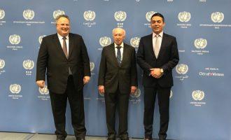 Μάθιου Νίμιτς: «Κοτζιάς και Ντιμιτρόφ θα συνεχίσουν τις προσπάθειές τους υπό την αιγίδα του ΟΗΕ»