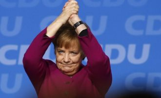 Το Βερολίνο ζεσταίνει τις «μηχανές» για επίθεση στη Συρία – Τι είπε η Μέρκελ