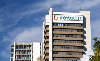 Βόμβα Novartis: Πονικές διώξεις για το «πλυντήριο» χρημάτων που πήγαιναν για πολιτικό