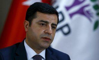 Ντεμιρτάς: Είμαι πολιτικός κρατούμενος στην Τουρκία
